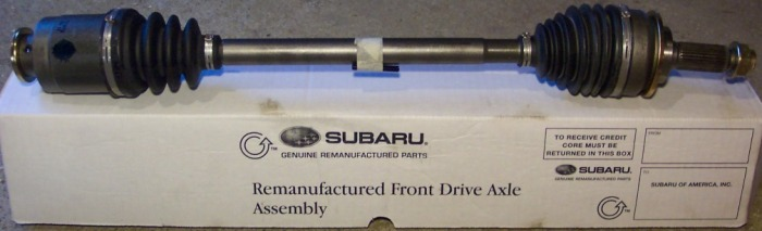 Soa H R New Md on Subaru Forester Front Bar
