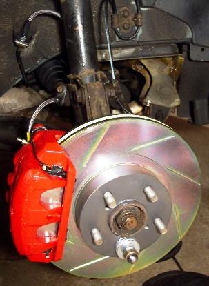 2005 25i rear rotor replacement  Subaru Outback  Subaru