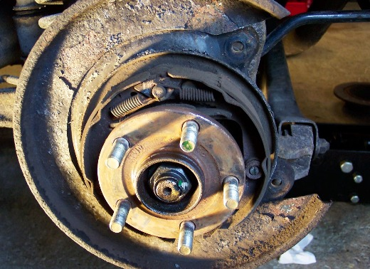 Brake Shoe Size For  Subaru Forester