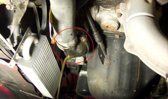 Thermostat Subaru Outback Forumsrhsubaruoutbackorg: 2004 Subaru Wrx Thermostat Location At Gmaili.net