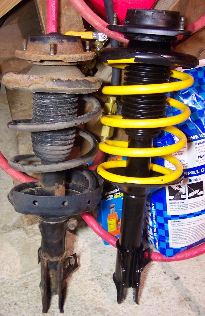 Subaru Outback Subaru Outback Forums Coil Spring