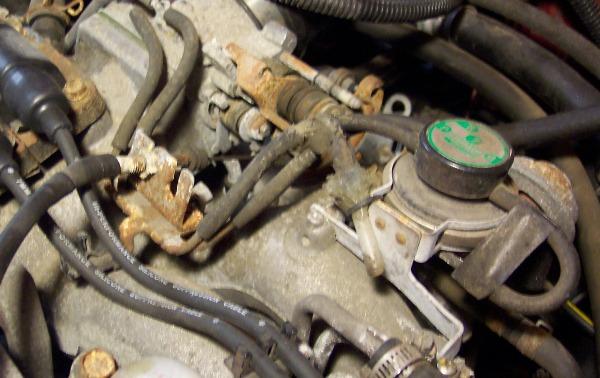 P0400 Trouble Code  Cel  Egr - Subaru Outback